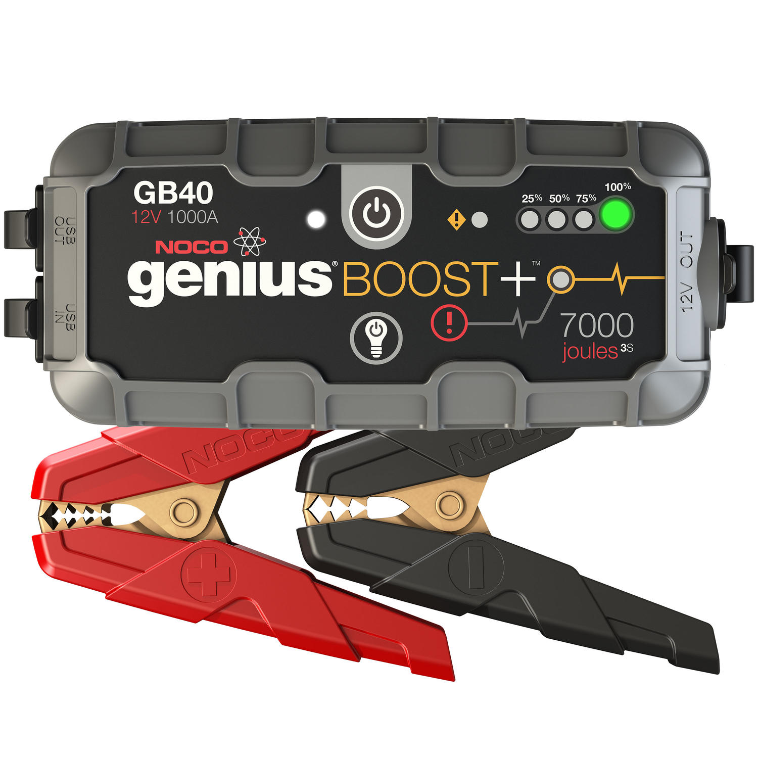 GB40 Genius Boost +  apukäynnistin