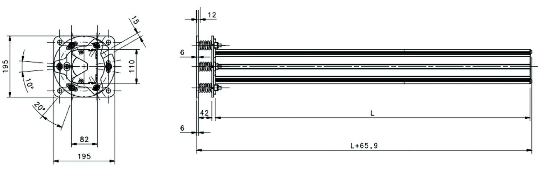 Datalogicin SG-BWS-T4-MT valvontayksikössä on monipuoliset toiminnot: turvavaloverhoparin kytkentä Muting enable tulot Muting-lamppujen kytkentä.